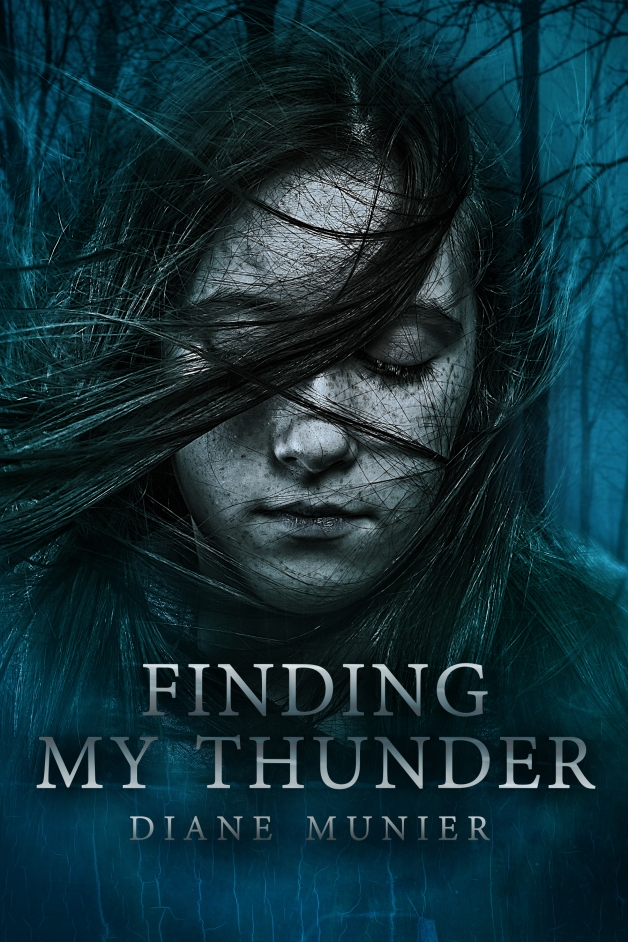 Finding My Thunder Cover