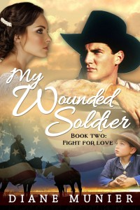 My Wounded Soldier E-book Cover